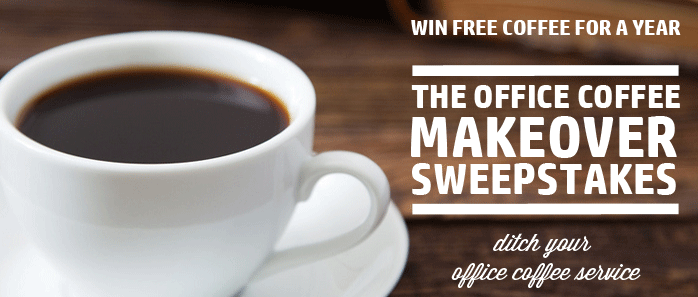 Win Free Office Coffee For a Year at Office Essentials