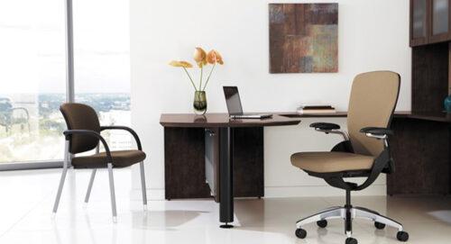 Hon office furniture workstation