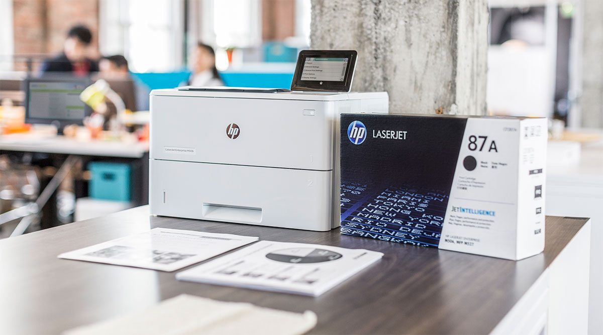 Managed Print Services at Office Essentials in St. Louis and Kansas City