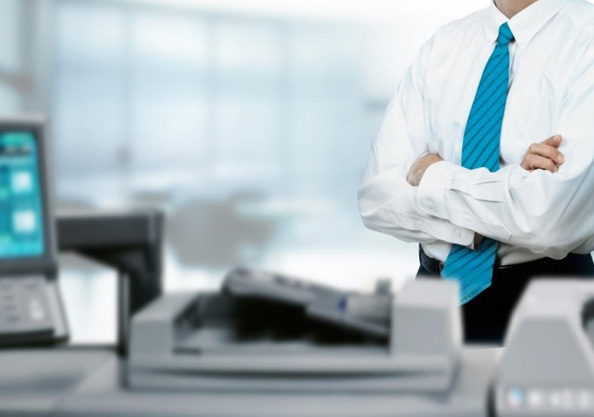 HP Managed Print Services from Office Essentials