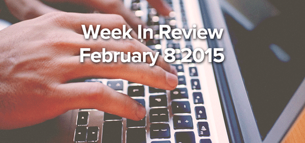 Working Better Week In Review
