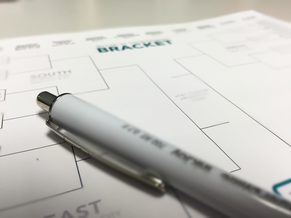 Should You Celebrate March Madness At Work?