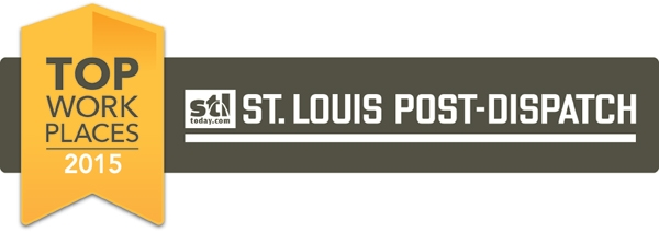 Office Essentials has been named a Top Workplace in St. Louis