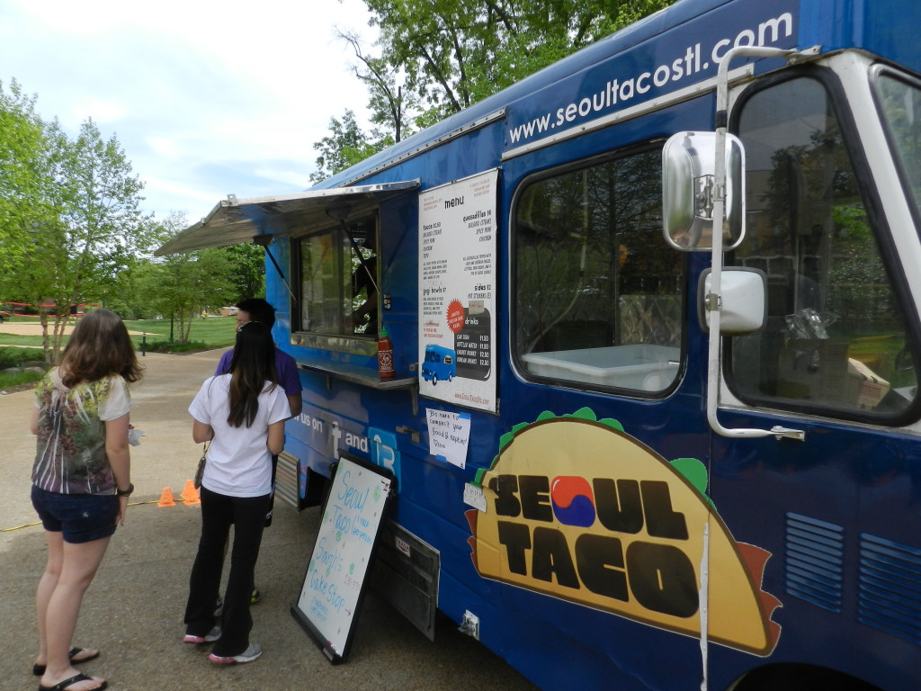 The Seoul Taco Food Truck is Coming to Office Essentials on Sept. 2