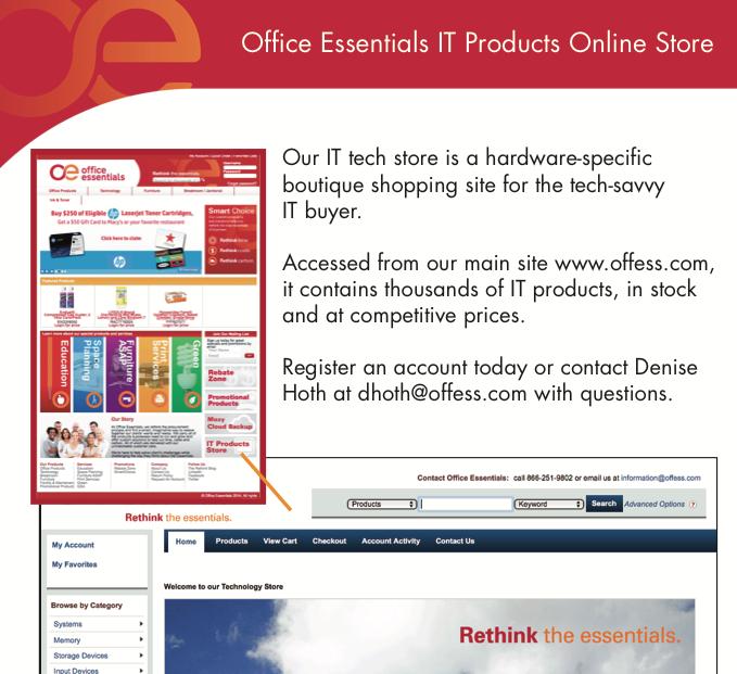 OE Online Technology Store