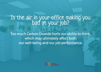 The Air in Your Office Affects Your Productivity More Than You Realize
