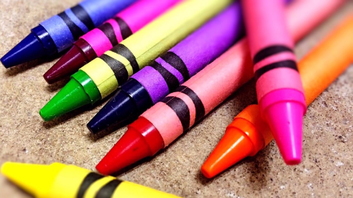 National Crayon Day Finally Gets Some Intrigue