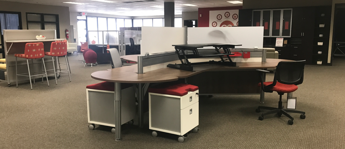Thanks for Making Office Essentials One of St. Louis' Largest Office Furniture Companies