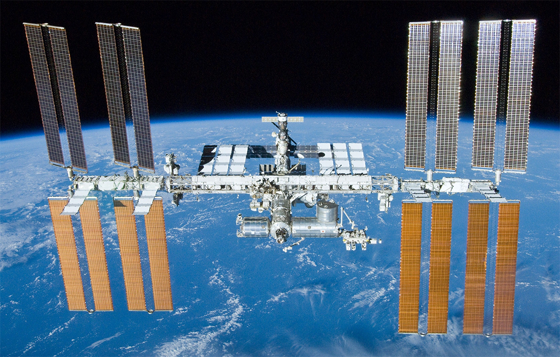Space Station gets a new printer