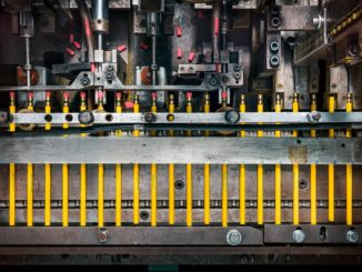 A Stunning Look Inside One of America's Last Pencil Factories