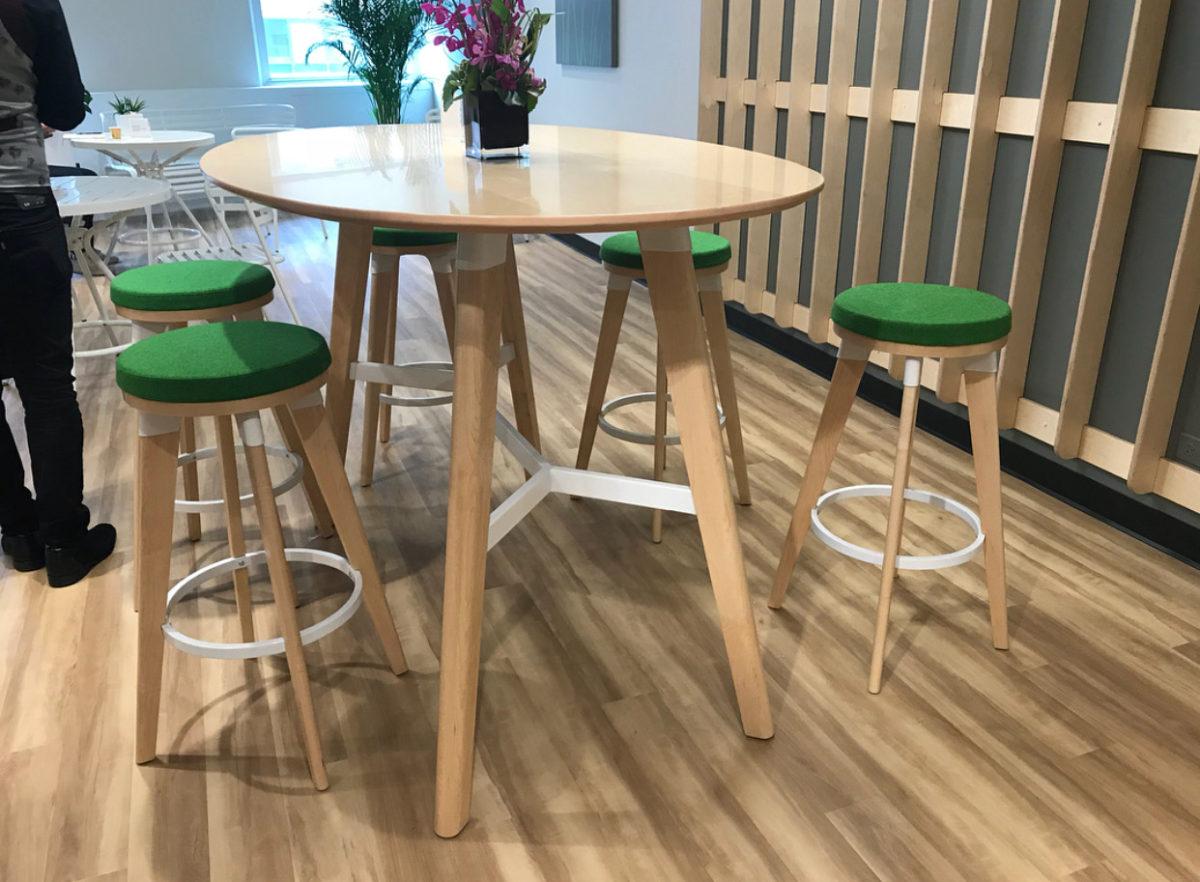 Neocon Office Furniture recap safco 2