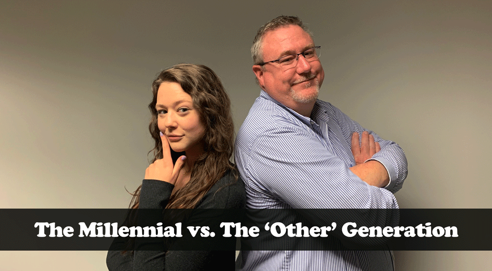 The Millennial vs. The 'Other' Generation