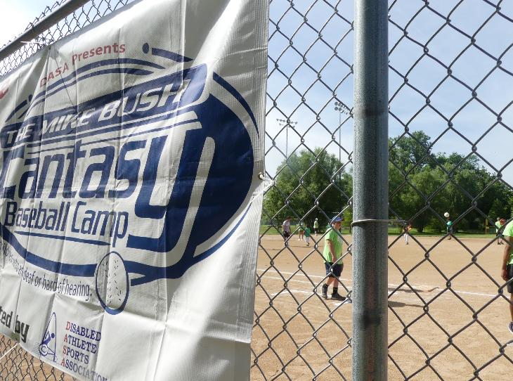 It's a Field of Dreams at Mike Bush's Fantasy Baseball Camp