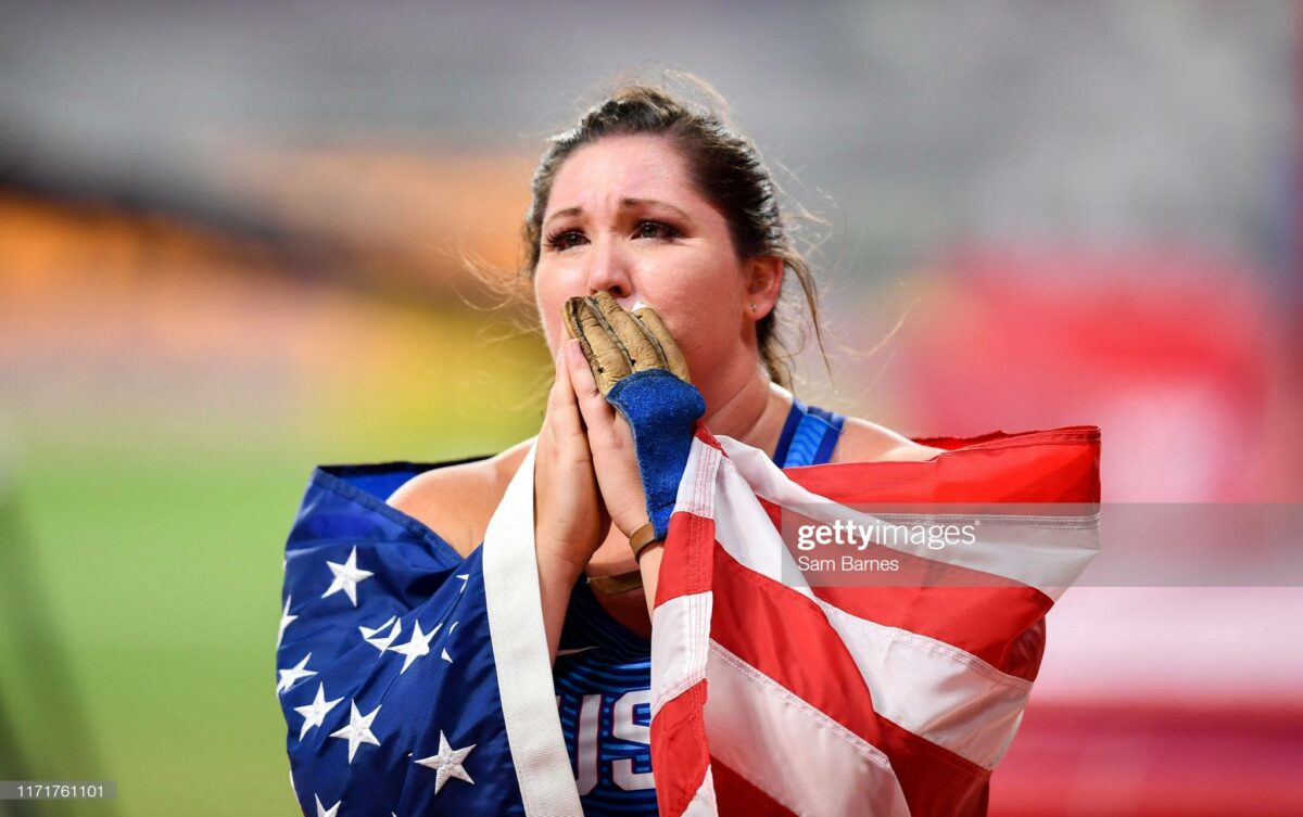 Coming Up on the Podcast: St. Louis Native and Olympic Athlete Deanna Price