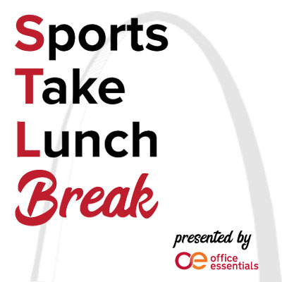 Sports Take Lunc Break Podcase