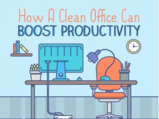 6 Ways a Clean Office Can Boost Productivity