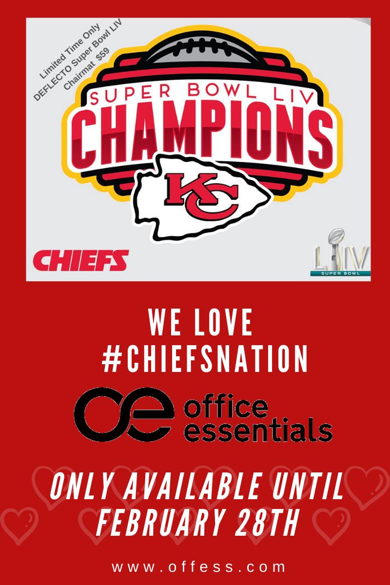 Cheifs Chair Mat Ordering Info